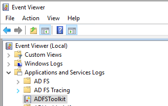 How to consume SWAMID metadata with ADFS Toolkit - Sunet Wiki